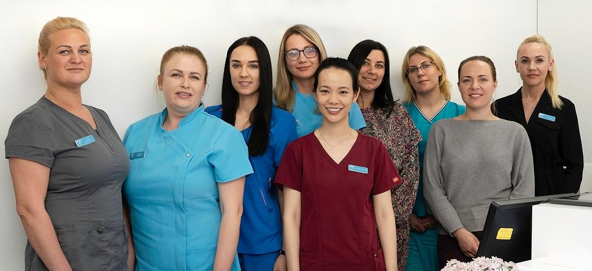 Odontica Dental Clinic Team